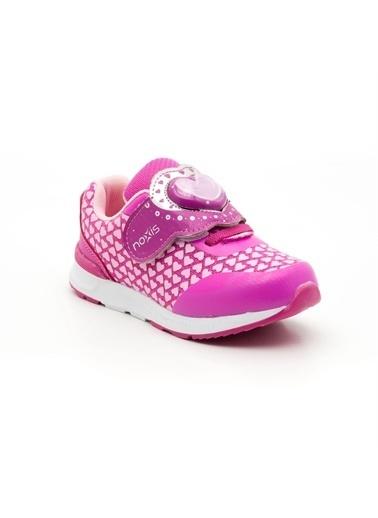 Noxis Noxis Bloom Işıklı Kız Çocuk Yürüyüş ve Spor Ayakkabısı Renkli
